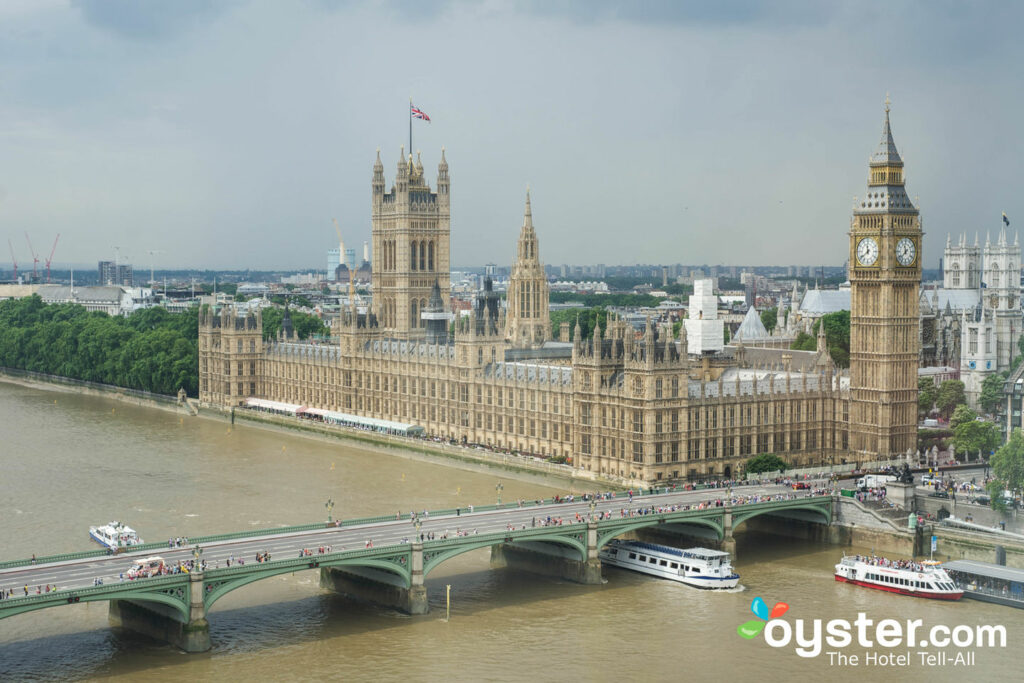 Westminister, England / Oyster
