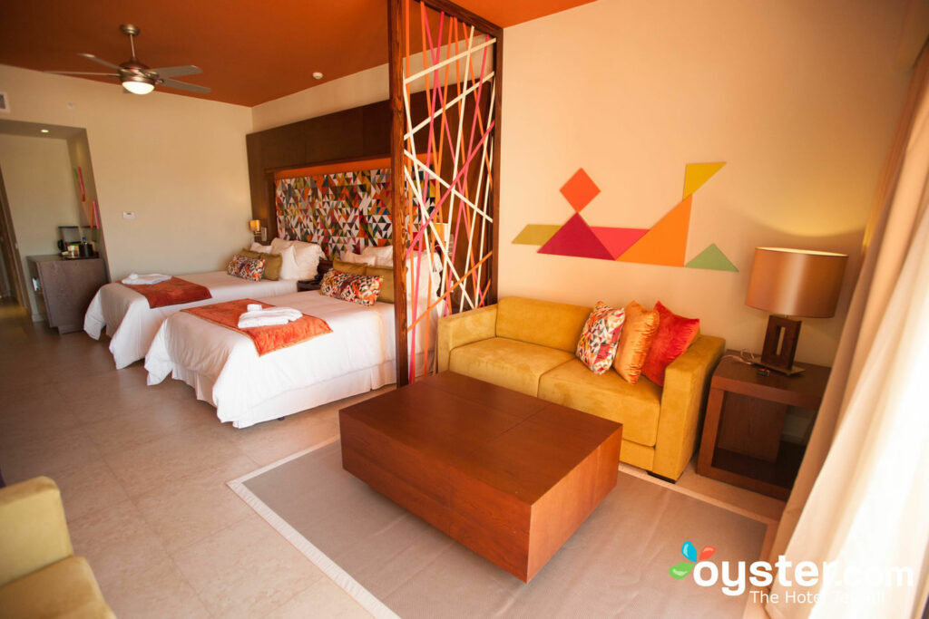 xhale club junior suite at the Breathless Punta Cana Resort & Spa