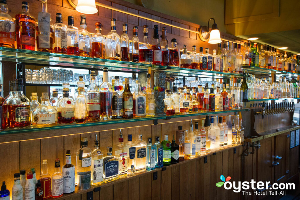 Bars in Downtown Portland/Oyster