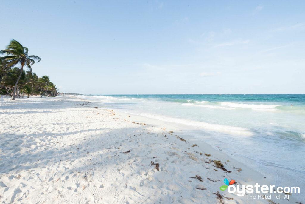 Hotel Cabanas Tulum/Oyster