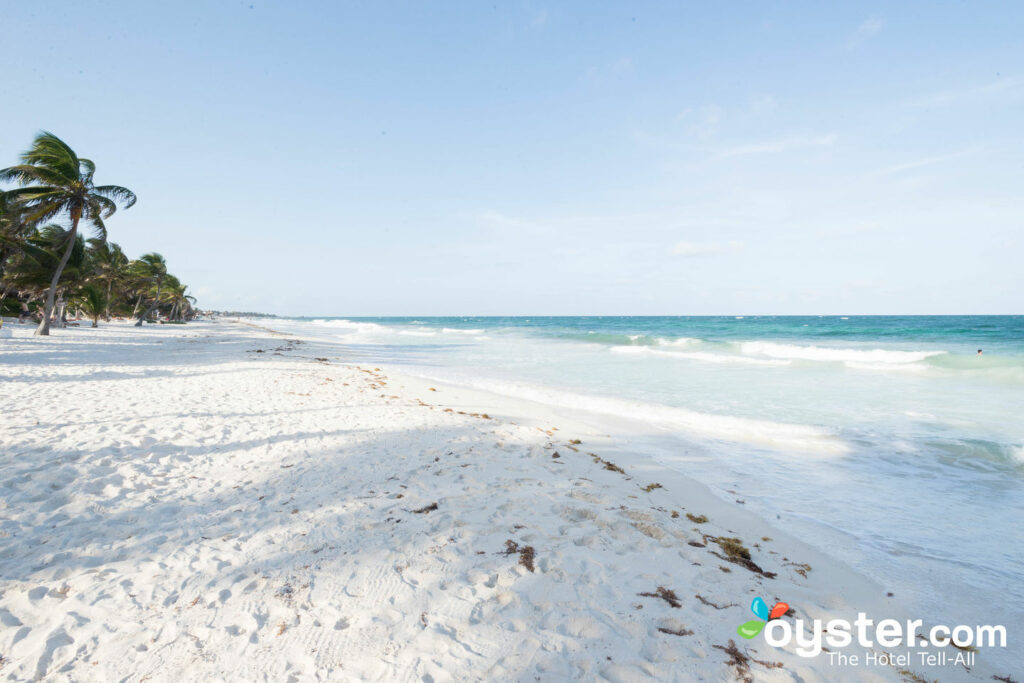 Hotel Cabanas Tulum / Auster