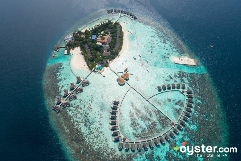 Centara Grand Island Resort Spa Maldives Review What To