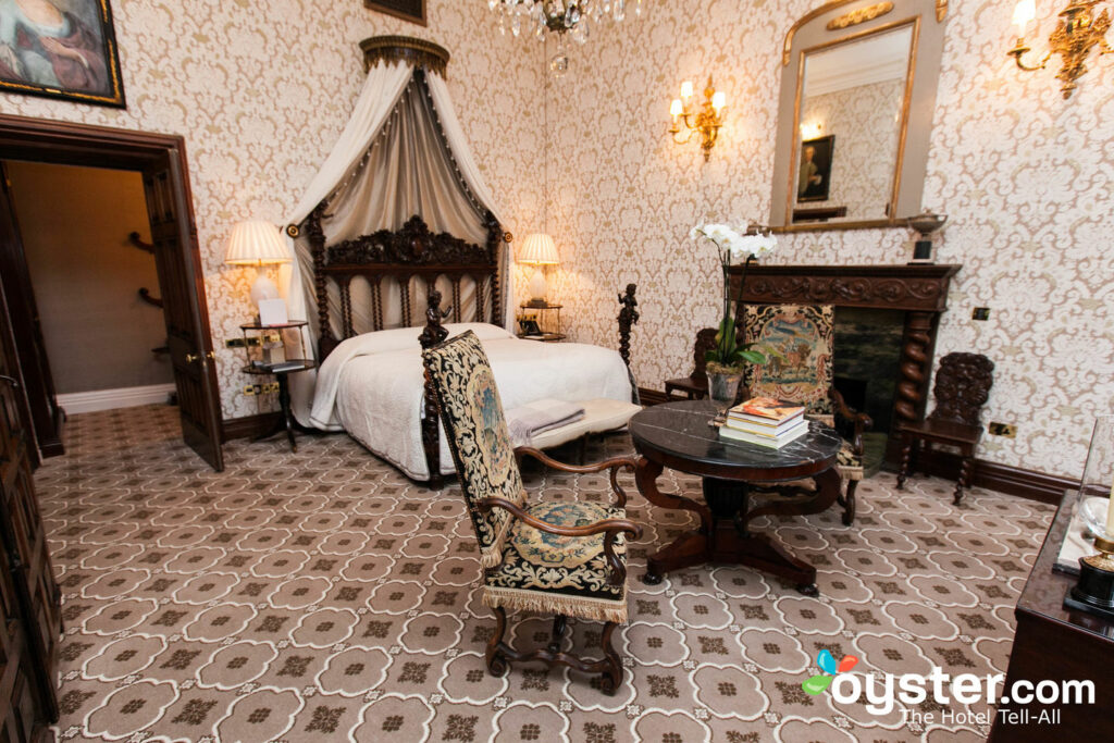 The Kennedy Suite at Ashford Castle