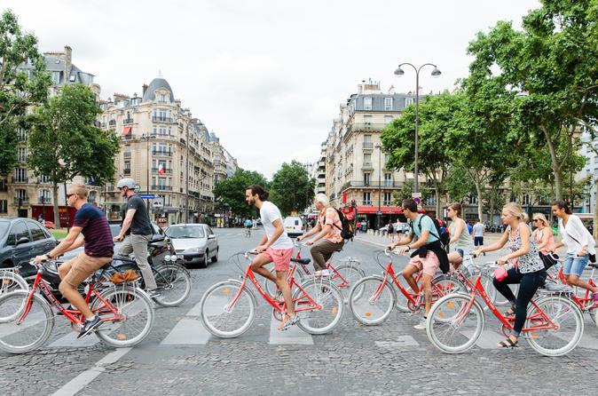 Paris Bike Tour / Viator