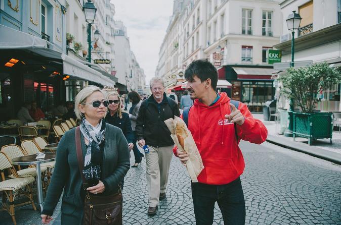 Tour a pie por París: sitios secretos y joyas ocultas / Viator