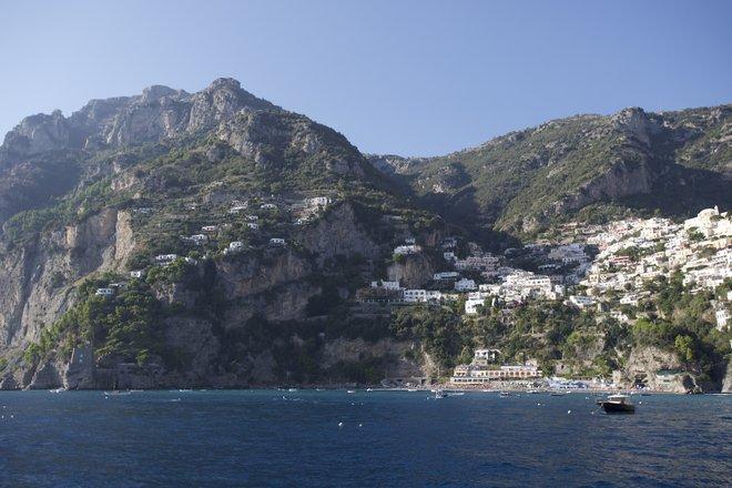 Positano, Amalfi Coast/Lara Grant