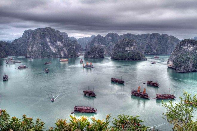 La bahía de Halong; guido da rozze / flickr