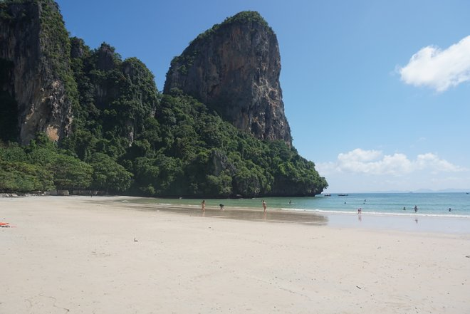 Railay Beach West/Oyster