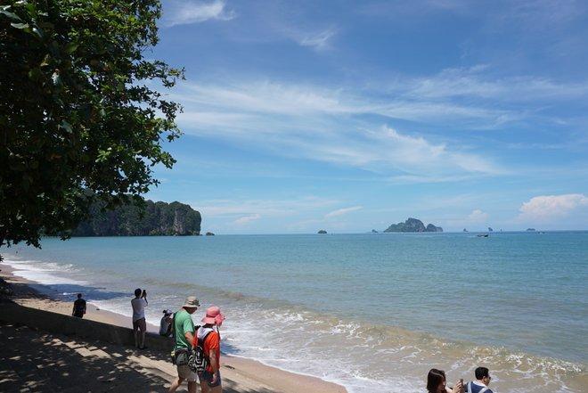 Ao Nang Beach/Oyster