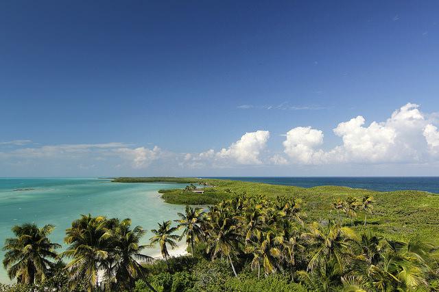 Isla Contoy; descubriendoelmundo / Flickr