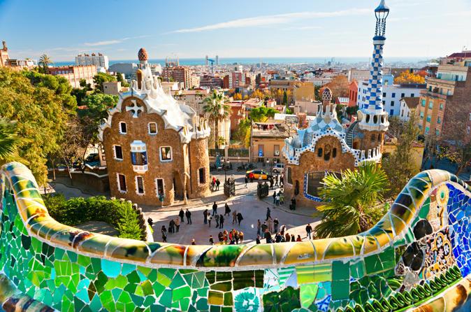 Barcelona Modernism and Gaudi Walking Tour/Viator