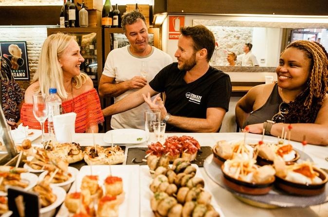 Small Group Barcelona Tapas Tour With a Local/Viator