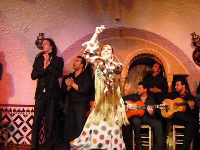 Flamenco Night at Tablao Cordobes/Viator