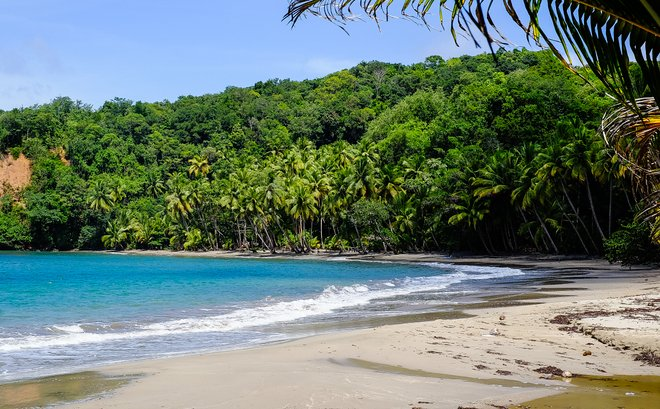Playa de Batibou, Dominica;  Matthias Ripp / Flickr