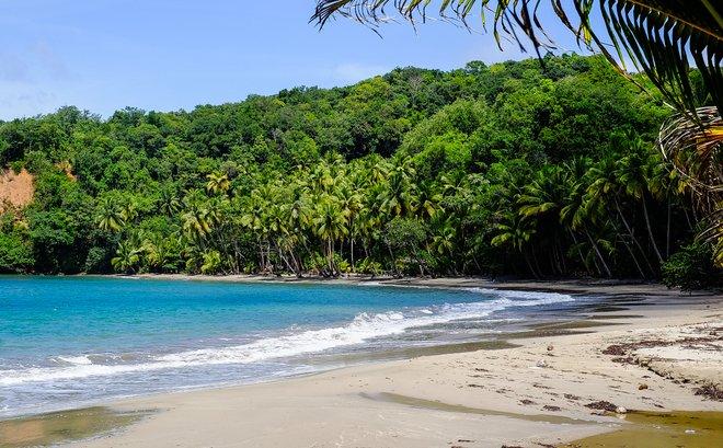 Batibou Beach, Dominica; Matthias Ripp/Flickr