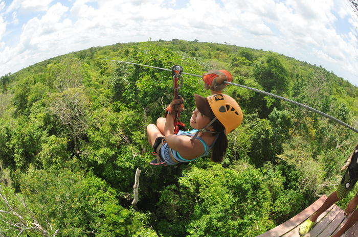 Canopy Extreme Cancún Cancun Tour / Viator