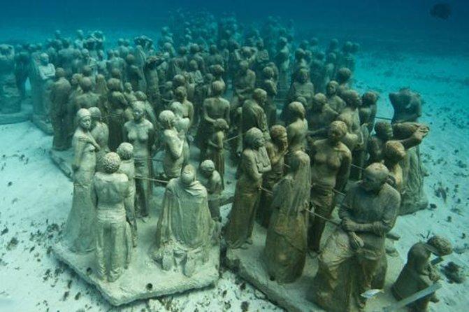 Cancun Underwater Museum/Viator