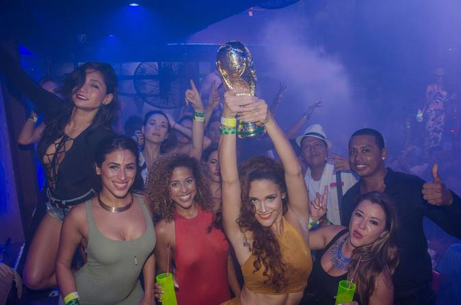VIP Nightclub Tour in Cancun/Viator