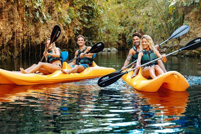 Xenotes: Adventure Tour at Mayan Cenotes/Viator