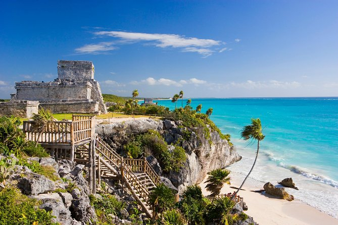 Tulum Ruins Archaeological Tour From Cozumel/Viator