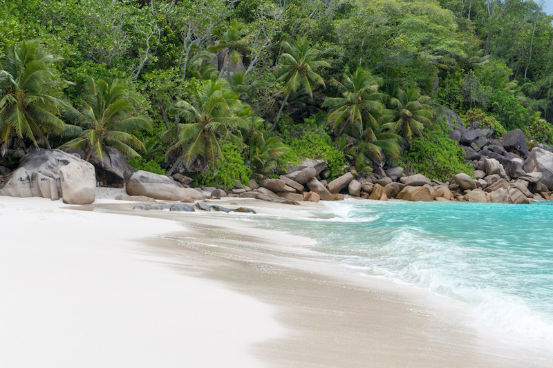 Anse Georgette; So Seychelles via Flickr