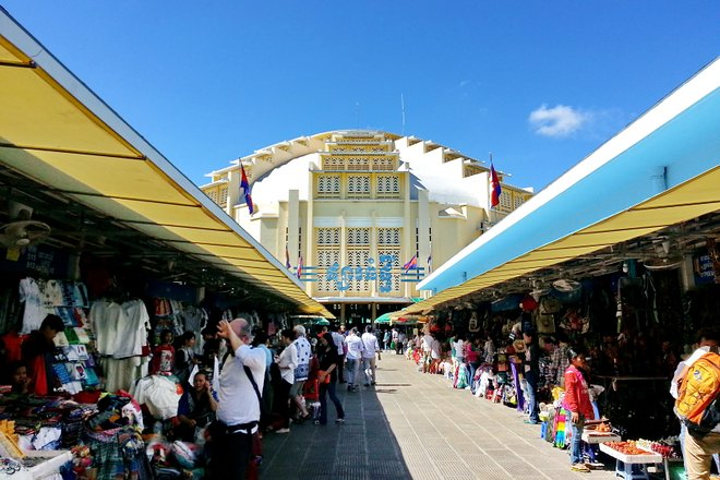 Mercado Central; Thanate Tan / flickr