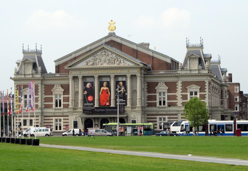 Concertgebouw; Daryl_Mitchell / Flickr
