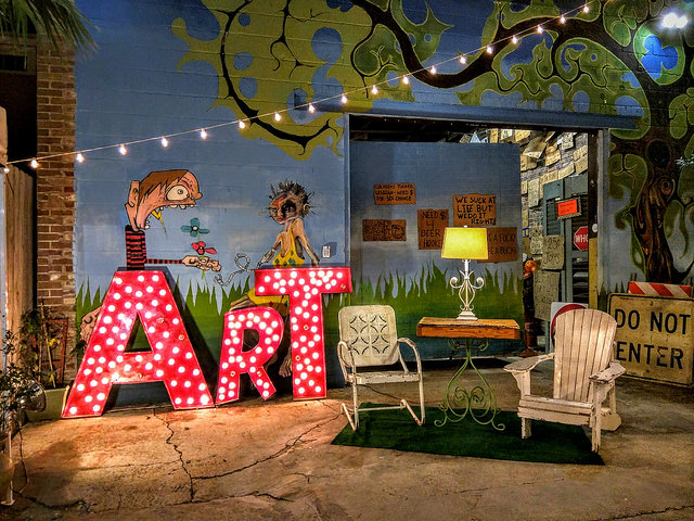 Art Market, New Orleans; Travis Wise/Flickr