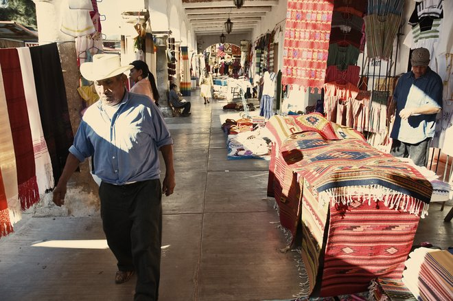 Mercado Tlacolula; Matt Borden / Flickr