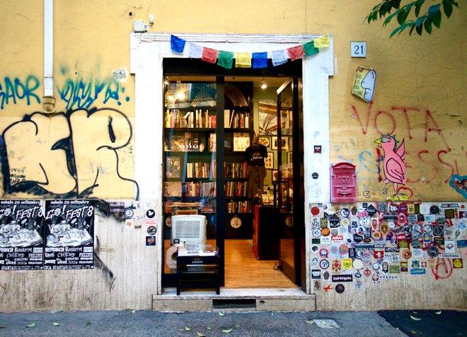 Ruas de Pigneto, Roma / Kyle Valenta