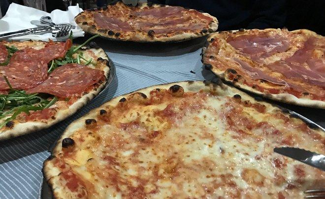 Pizzeria Giacomelli en Prati / TripAdvisor