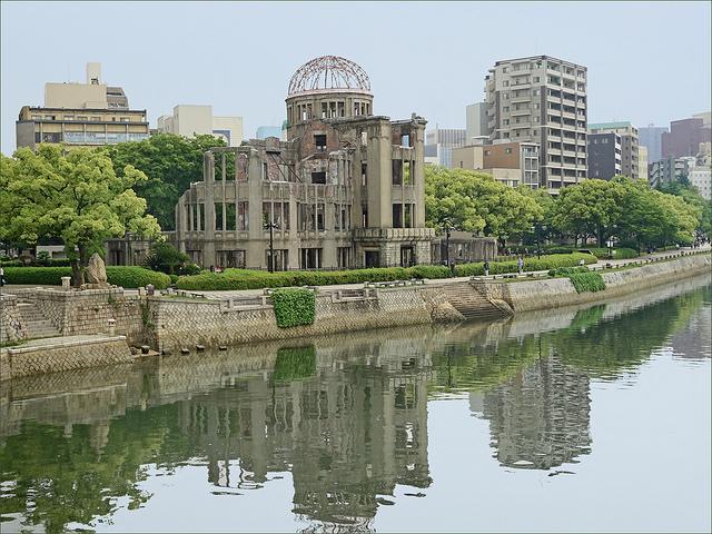 Hiroshima; Jean-Pierre Dalbera / Flickr