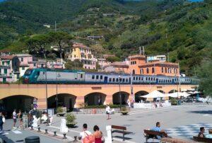 Italian Train; Tania Sona Smith/Flickr