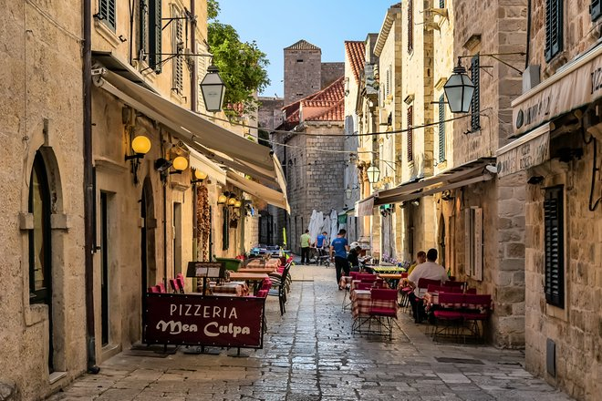 Dubrovnik, Croatia; Jorge Franganillo/Flickr