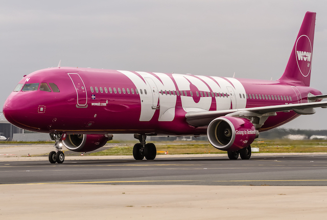 Wow Air; Oliver Holzbauer / Flickr