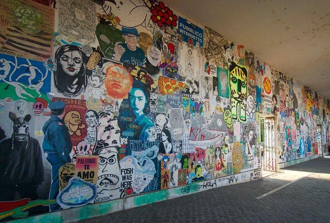 Street Art in Testaccio, Rome