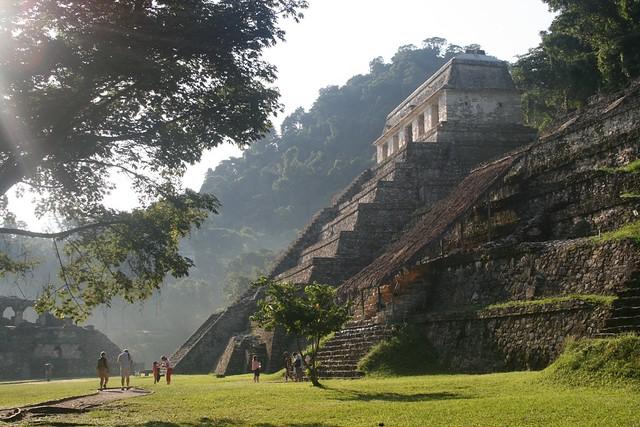 Palenque; Carlos Adampol Galindo/Flickr