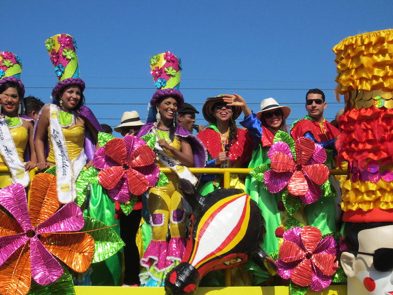 Carnaval de Barranquilla; Ashley Bayles / Flickr
