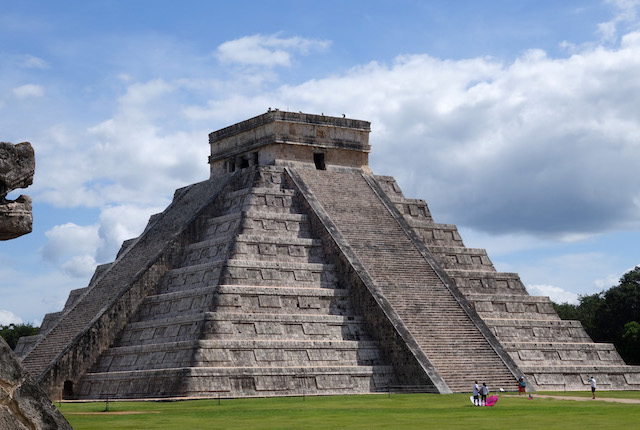 Chichen Itza; Paul Simpson/Flickr
