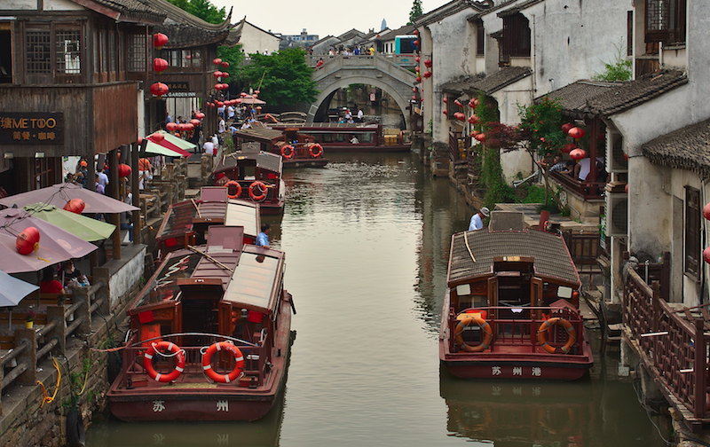 Suzhou; Roberto Franceschini / Flickr