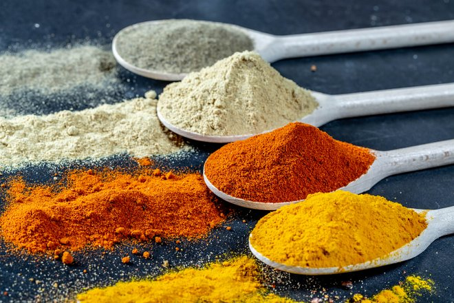 Indian spices; Marco Verch via Flickr