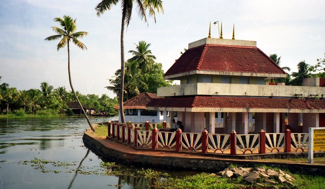 Backwaters del Kerala; Ryan, Flickr