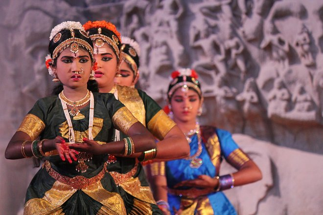 Indian Dance Festival, Mamallapuram; Arian Zwegers, Flickr