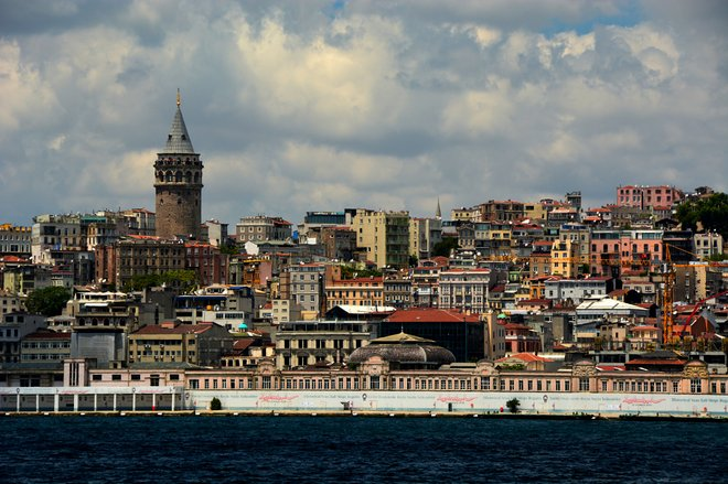 Galata Tower; Harold Litwiler/Flickr
