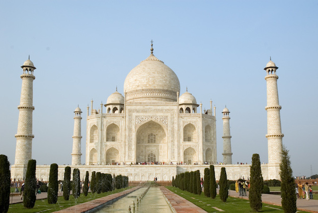 Taj Mahal; Paul Asman and Jill Lenoble/Flickr