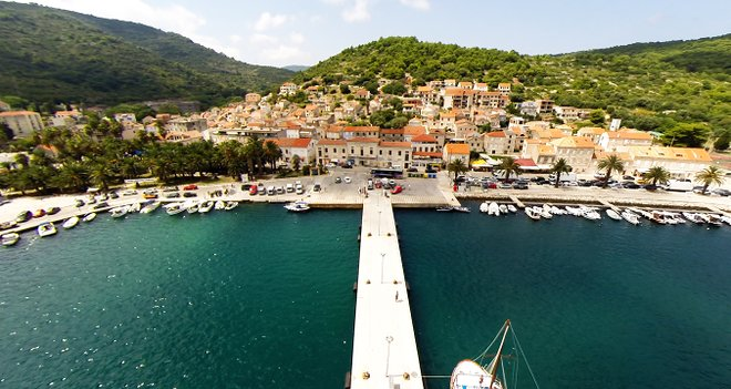 Vis, Croatie; Location de bateaux via Flickr