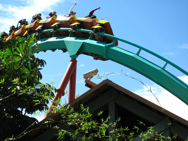 Busch Gardens, Tampa Bay: Jeremy Thompson / Flickr
