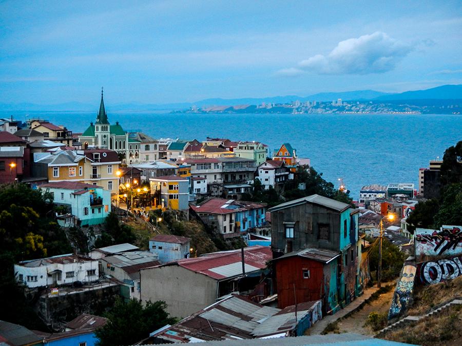 Valparaiso; Diana Alderete, Flickr