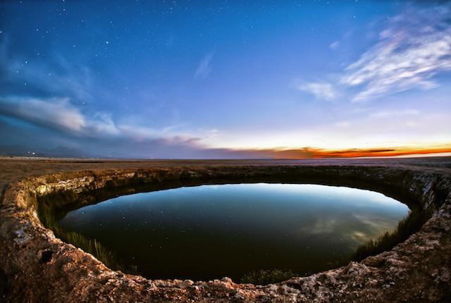 Salar de Atacama; A. Duro / ESO; Observatorio Europeo de Verano a través de Flickr