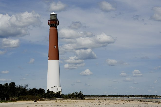 Faro en la isla de long beach; Steve Hardy / Flickr